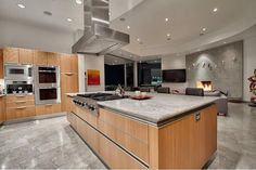 It's time to rev up for holiday cook-a-thons, and that can lead to seriousdreaming aboutwhat feasts might be possible with a Viking range, a convection oven and waterviews. Boca Raton, FL 6021 Le Lac Rd,Boca Raton, FL For sale: $19.95 million  The holidays aren't exactly go-big-or-go-home occasions, but how nice would it beto spread out in this double-ovened, double-refrigerated kitchen for a home-cooked meal followinga day in tropical paradise? See more listings in Boca Raton. New…