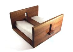 Teakwood Modern Napkin Holder, Paper Napkin Holder, Wooden Napkin Holder, Vintage Napkin Caddy, Mid Century Modern, Scandinavian Decor