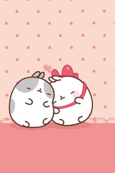 Molang Wallpapers   Free for iPhone and Galaxy from Lollimobile