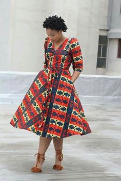 Top South Africa Traditional Dresses In 2019 - Pretty 4
