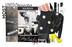 """Hanna Marin- Pretty Little Liars"" by uniqueowl200 ❤ liked on Polyvore featuring Beautiful People, Elizabeth Arden, Maybelline, Bobbi Brown Cosmetics, Stila, MANGO, Mossimo Supply Co., TaylorSays, Zero Gravity and PrettyLittleLiars"