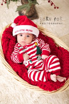 Born For Photography: Baby Christmas Photography