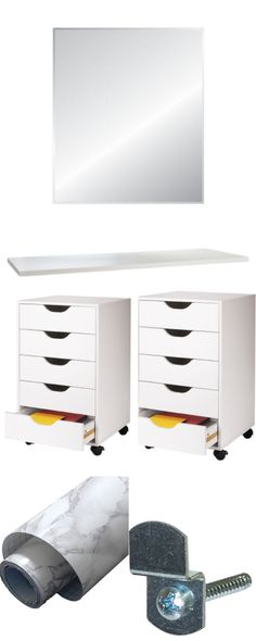 11 best ikea makeup hacks images makeup storage make up storage rh pinterest com