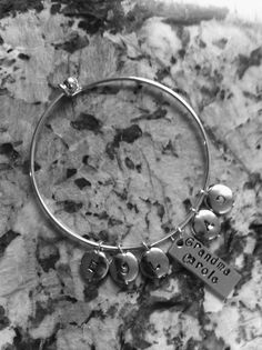 Beautiful hands hand stamped and charm bracelets on pinterest