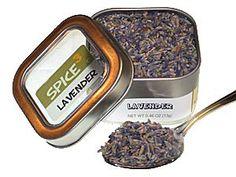 Lavender Tin - http://www.yourgourmetgifts.com/lavender-tin/