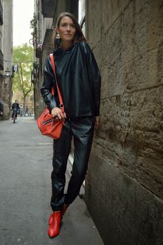 StyleSpectra: All Leather