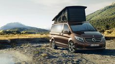 Covet: Mercedes-Benz Marco Polo Camper Van | Covet | OutsideOnline.com