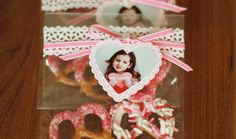 personalized Class Valentine Heart