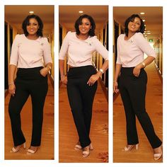 Who Wears What N Where: Omotola Jalade Looking Galm