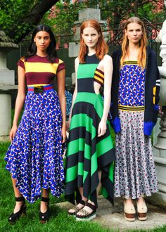 Stella McCartney Resort 2015 Trend Report