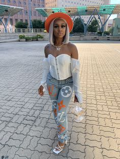 Boujee Outfits, Baddie Outfits Casual, Swag Outfits For Girls, Cute Swag Outfits, Dope Outfits, Teen Fashion Outfits, Girly Outfits, Pretty Outfits, Stylish Outfits