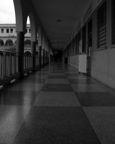 Those halls where the time goes by. Polished floors where memories last