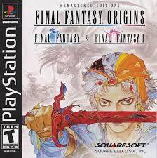 final fantasy I et II PS 1 Terminé