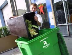 business recycling and composting