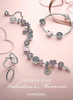 think pink think hearts think pav today we have a sneak peek at pandoras upcoming valentines 2016 collection valentines day is a big holiday