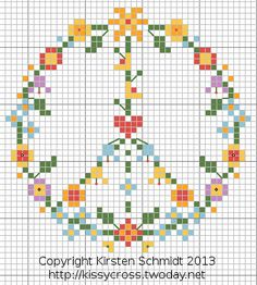 Big selection of cross stitch patterns