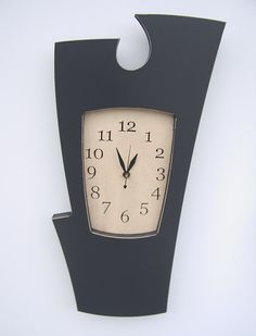 Clock No. 2 - Simon Says Wall Clock