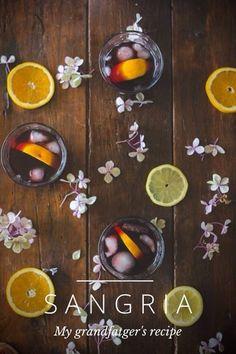 Amazing Sangria - story by La Cocina de Carolina on Steller