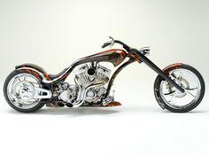 Moto Chopper #1