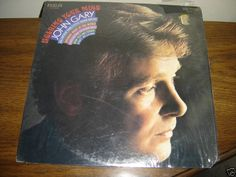 JOHN GARY HOLDING YOUR MIND LP RECORD NM