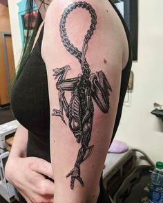 Alien Pictures, Xenomorph, Tattoos, Tatuajes, Tattoo, Tattos, Tattoo Designs