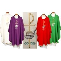 Chasuble set