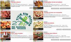 Recetas para celíacos: http://www.blogcocina.es/2012/05/25/recetas-para-celiacos/