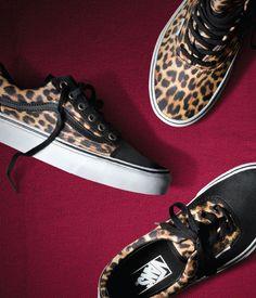 "Vans ""Leopard"" Pack Preview"