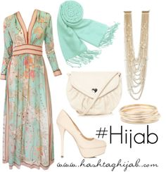 Hashtag Hijab Outfit : Bright, Light, Boho, Chic
