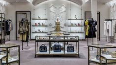 The much anticipated flagship high-end boutique has finally opened in Highland Park Village in Dallas, Texas.