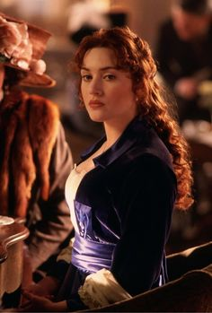 From Titanic, the beautiful & charming Kate Winslet