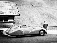 1940 BMW 328 Kamm Coupé