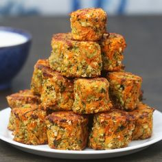 Healthy Snacks These Mixed Veggie Tots Are Next Level Goodness - Healthy and Tasty perfect for a snack! Vegetable Recipes, Vegetarian Recipes, Healthy Recipes, Mixed Veggie Recipes, Simple Recipes, Detox Recipes, Delicious Recipes, Baby Food Recipes, Cooking Recipes
