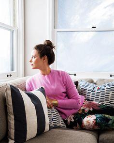 Katie Lowes | Lonny.com
