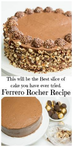 A must try cake that you will die for.