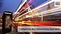 Telephone Box Advertising Specialists