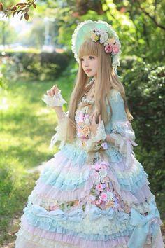 Angelic lolita - Akii Satsuki loli コスプレ写真 - WorldCosplay