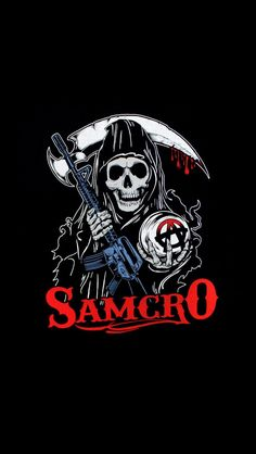 SAMCRO. I'm really into this show as of recently.