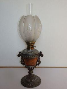 1075 Best Antique Oil Lamps Images