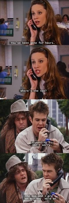 The Amanda Show. My favorite part :)