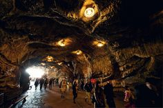 Light at the End of the Tunnel - Mysterious Island