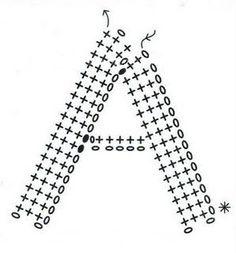 Alphabet Motifs (Free Crochet Charts for the whole alphabet!)