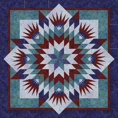Check out this original color-way designed by Shirley  . Sign up for a chance to participate in a private beta invite on www.quiltster.com