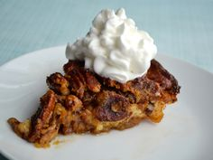 Use store-bought cinnamon bun dough as a sweet-and-spicy shortcut to your favorite pecan pie!