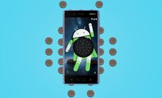 Hands-on with Oreo on the Nokia 8: A mildly flavored Stock Android 8.0 version