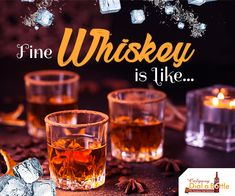 Want to discover? Then order your bottles of finest #whiskey available in town @ www.calgarydialabottle.ca  ✆ 403-918-3030