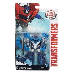"Transformers - RID Warriors, Optimus Prime Blizzard Strike B4685 - Hasbro - Toys""R""Us"