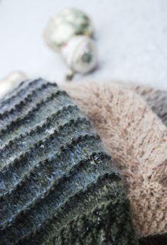 Beanie hat Knit Chunky Hat Knit Winter Hat Women Winter by UNDIIN