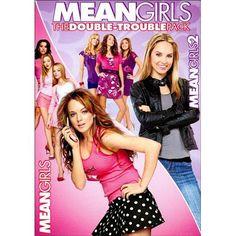 Mean Girls Double Pack (Mean Girls/Mean Girls 2) *****